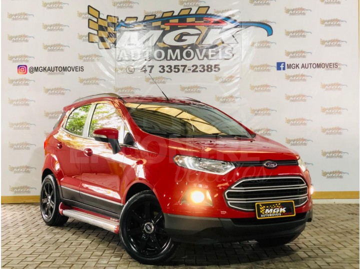 Ford Ecosport Se 1 6 Flex Manual 2015